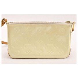 Louis Vuitton-Louis Vuitton Mallory Square Pouch-Cream