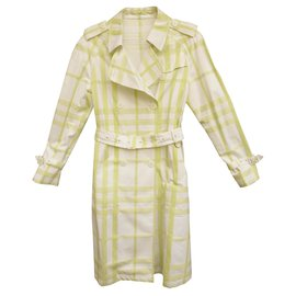 Burberry-Burberry London summer trench-Light green