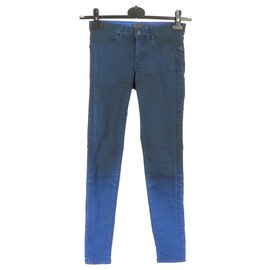 Ikks-Pantalon-Bleu