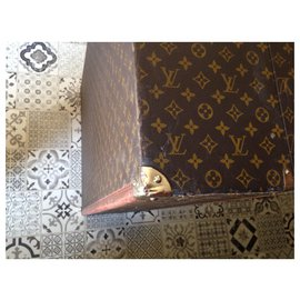 Louis Vuitton-Bisten 80-Marron