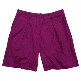 Jil Sander-short-Violet