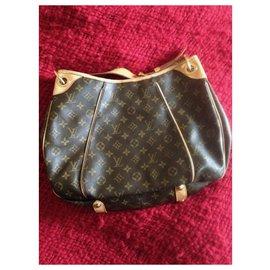 Louis Vuitton-louis vuitton Galliera pm-Marron