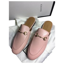 Gucci-Mules Marmont-Rose