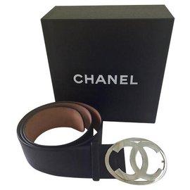 Chanel-Ceinture CHANEL-Noir