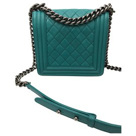 Chanel-Boy-Blue,Green,Turquoise