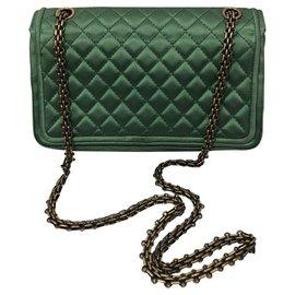 Chanel-Chanel reissue-Green,Light green