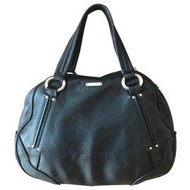 Céline-Céline bowling bag-Black