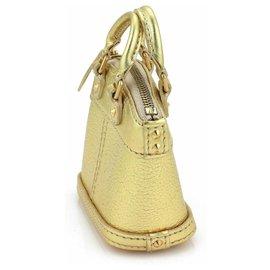 Louis Vuitton-Bijoux de sac edition limité-Doré
