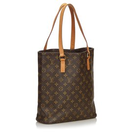 Louis Vuitton-Louis Vuitton Brown Monogram Vavin GM-Marron