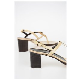 Gucci-GUCCI SANDALS SHOES NEW-Beige