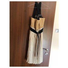 D&G-Dresses-Beige