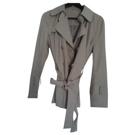 Weill-Trench-coat-Gris