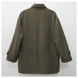 Givenchy-Men Coats Outerwear-Green,Khaki