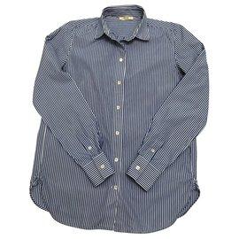 Céline-Celine shirt-Blue