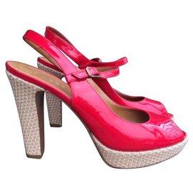 Hobbs-Heels-Red