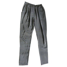 Stella Mc Cartney-Pantalons, leggings-Multicolore