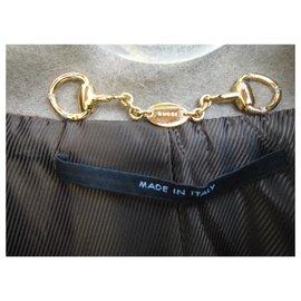 Gucci-veste Gucci en laine, cachemire, angora-Marron clair