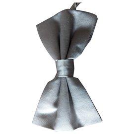 Carven-Ties-Dark grey