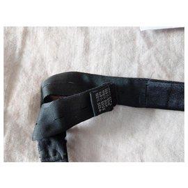 Carven-Krawatten-Schwarz