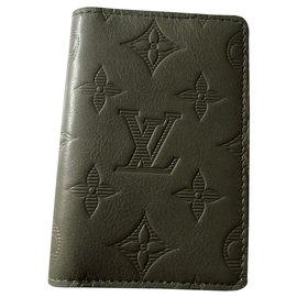 Louis Vuitton-Louis Vuitton pocket organiser-Khaki