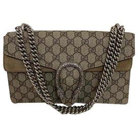 Gucci-Handtaschen-Beige