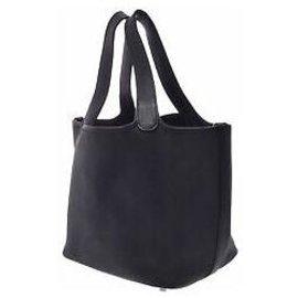 Hermès-Hermès Picotin-Noir