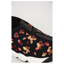 Dior-Baskets-Noir