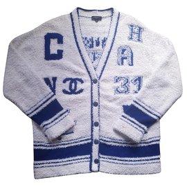 Chanel-Spring-Summer Pre- Collection 2019-Cream,Navy blue