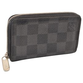 Louis Vuitton-Louis Vuitton Zippy-Noir