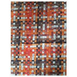 Hermès-Bolduc at the Square-Orange