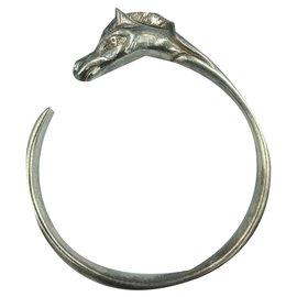Hermès-Bracelets-Silvery