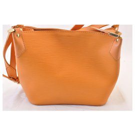 Louis Vuitton-Louis Vuitton Mandara PM-Orange