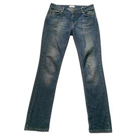 Cerruti 1881-jeans-Bleu