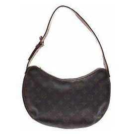 Louis Vuitton-Louis Vuitton Demi Lune-Marron