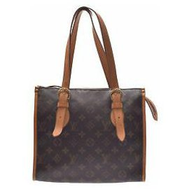 Louis Vuitton-Louis Vuitton Popupoldao-Marron