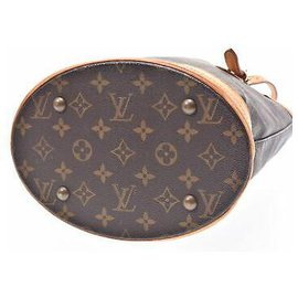 Louis Vuitton-Seau Louis Vuitton-Marron