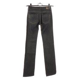 Ikks-Jeans-Bleu Marine