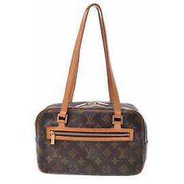 Louis Vuitton-Louis Vuitton Cite MM-Marron
