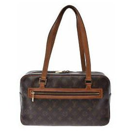 Louis Vuitton-Louis Vuitton Cite GM-Marron