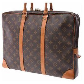 Louis Vuitton-Louis Vuitton Porte document-Marron