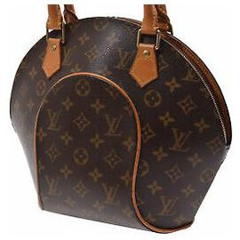 Louis Vuitton-Louis Vuitton Ellipse PM16-Marron