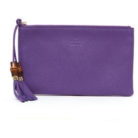 Gucci-PURPLE BAMBOO-Violet