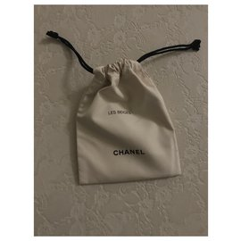 Chanel-Bag charms-Black