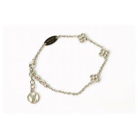 Louis Vuitton-Bracelet Louis Vuitton en argent-Argenté