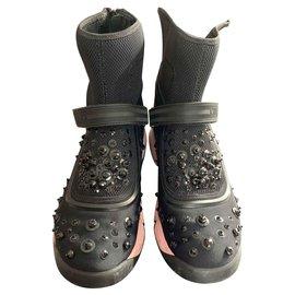 Dior-Sneakers fusion-Noir