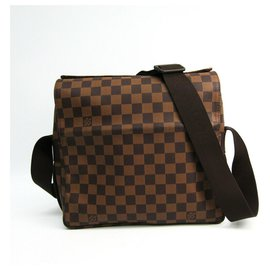 Louis Vuitton-LV Naviglio-Brown