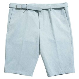 Jil Sander-Pants-Light blue