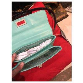 Chanel-Chanel beltbag-Light blue,Turquoise