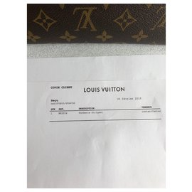 Louis Vuitton-Kirigami-Marron