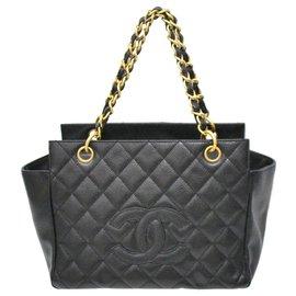 Chanel-Sac cabas Chanel-Noir